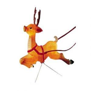 19 Inch Reindeer Statue