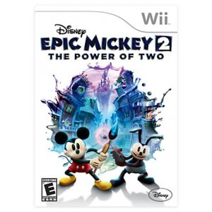 Disney Epic Mickey 2 The Power of Two for Nintendo Wii