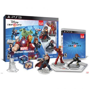 Disney Infinity Marvel Super Heroes Starter Pack for PS3