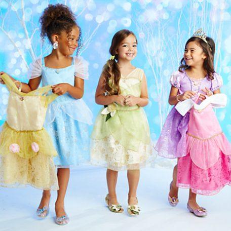 Disney Princess Costume Wardrobe Set