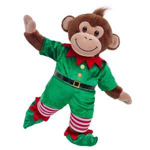 Elf Bananas Monkey