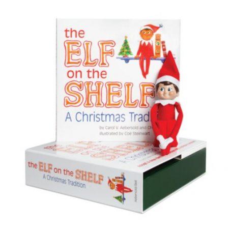 Elf on the Shelf 3 Piece Boy Gift Set