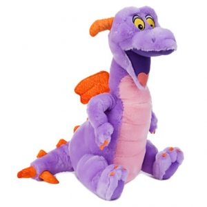 Figment Plush Epcot Medium