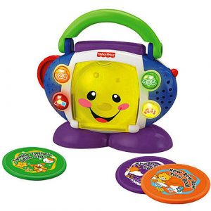 Fisher Price Laugh and Learn CD Player