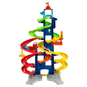 Fisher Price Little People Wheelies City Skyway