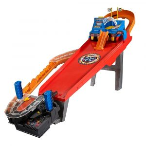 Hot Wheels Carcade Action Set