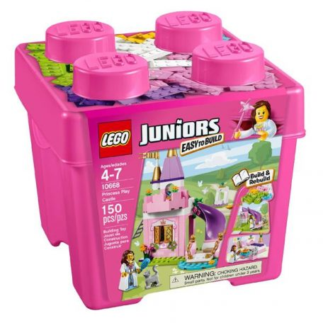 LEGO Juniors The Princess Play Castle