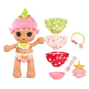 Lalaloopsy Babies Diaper Surprise Blossom Flowerpot