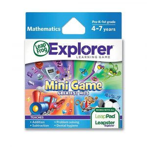 LeapFrog Explorer Learning Game Mini Game Greatest Hits Vol. 1