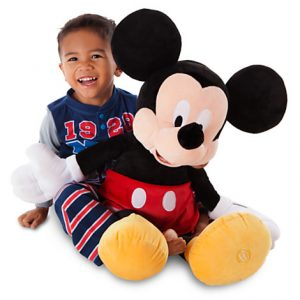 Mickey Mouse Plush Large 25″