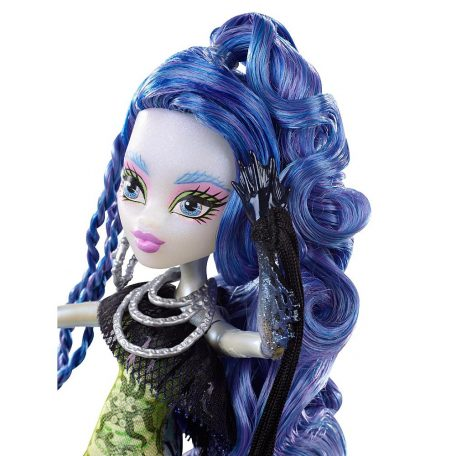 Monster High Freaky Fusion Hybrids Sirena Von Boo Doll