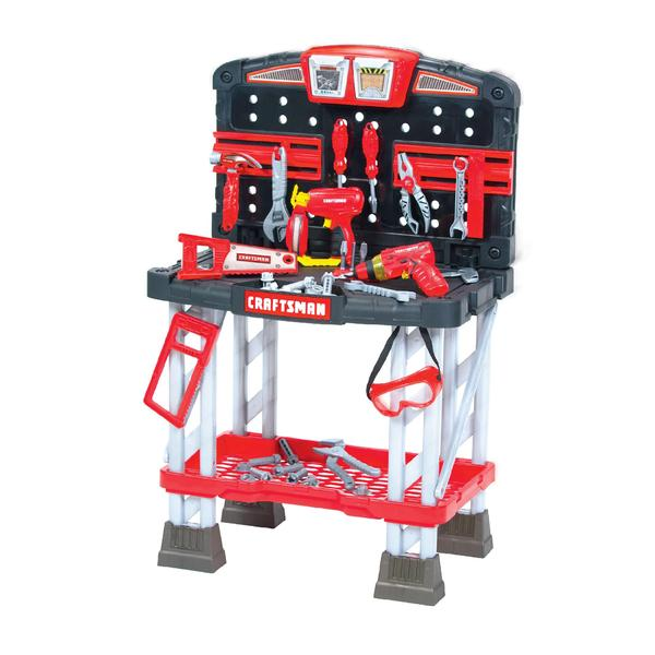 My First Craftsman Work Bench First Stop Toy Shop