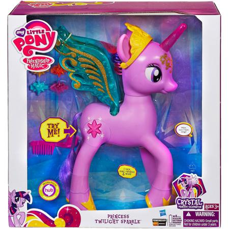 My Little Pony Princess Twilight Sparkle Figure
