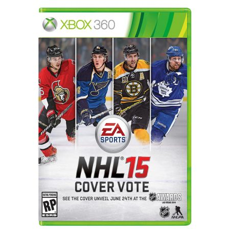 NHL 15 for Xbox 360 – First Stop Toy Shop