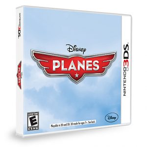 Planes for Nintendo 3DS