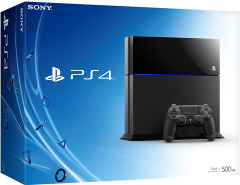 PlayStation 4 500GB Console (PS4)