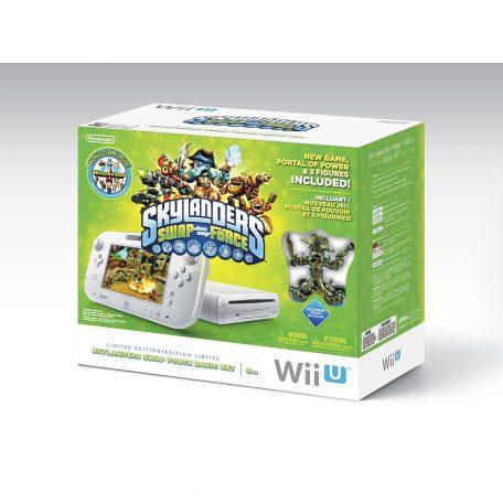 Skylanders SWAP Force Nintendo Wii U Bundle