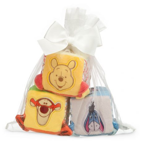 Winnie the Pooh and Pals Soft Blocks for Baby