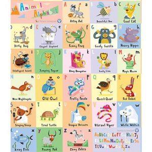 Prince Lionheart Play Mat Alphabet