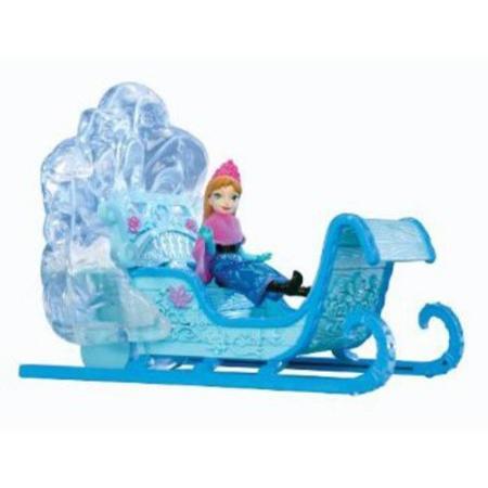 disney frozen sleigh