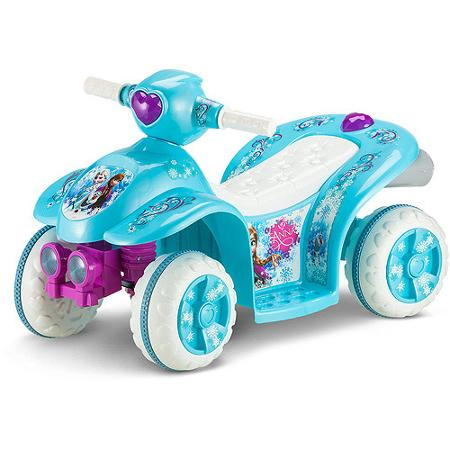 frozen toddler quad