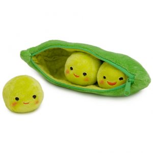 3 Peas in a Pod Plush Toy Story 3 Mini Bean Bag
