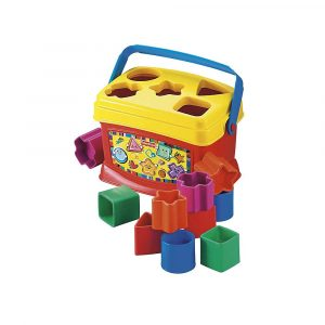 Brilliant Basics by Fisher Price Baby's First Blocks
