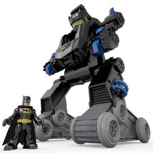DC Comics Imaginext RC Transforming Bat Bot by Fisher Price