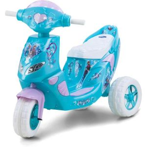 Disney Frozen 6V Scooter by KidTrax