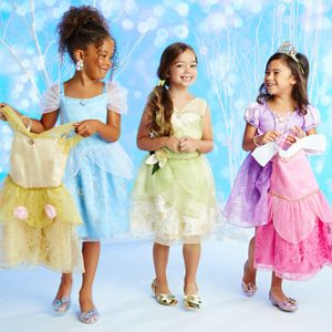 Disney Princess Costume Wardrobe Set