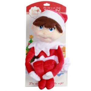 Elf on the Shelf Girl Plush Toy