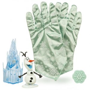 Elsa Winter Gloves Play Set Frozen