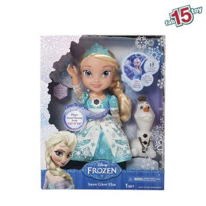 Frozen Snow Glow Elsa Light Up Singing Doll