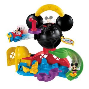 Mickey Mouse Clubhouse Fly n Slide Clubhouse by Fisher Price