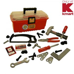 My First Craftsman 30 pcs Tool Box Set