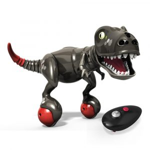 Toys R Us Exclusive Zoomer Dino Onyx