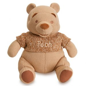 Winnie the Pooh Heirloom Plush for Baby 15""
