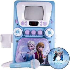 Disney Frozen Karaoke Machine with Monitor